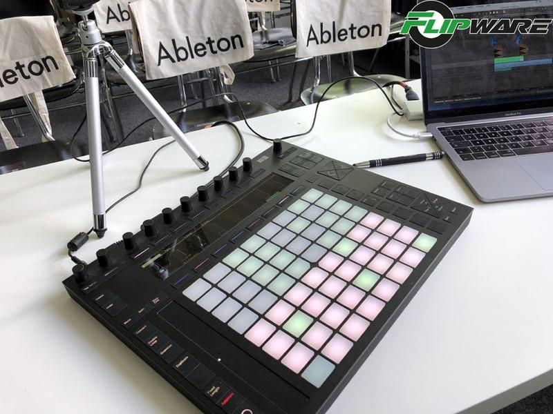 Ableton Workshop mit Steve Baltes