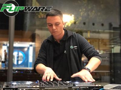 Flipware Inhaber Karl Boltz - DJ K-FLIP