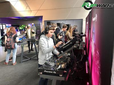 Pioneer DJ @ Mixcon BMW Welt München