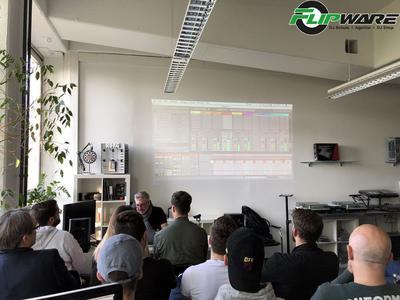 Ableton Workshop mit Steve Baltes