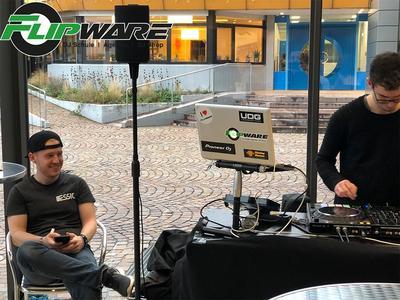 Flipware DJ DESSIC & ONENEX